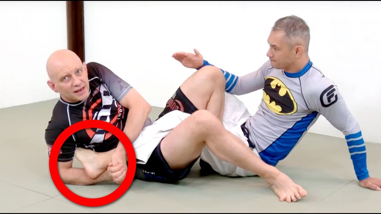 A Simple Drill to Effectively (and Safely) Get the Heel Hook