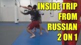 Inside Trip from Russian 2 on 1