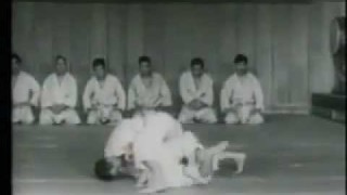 Judo leglocks with Kyuzo Mifune, 10th Dan