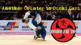 Ouchi Gari Counter at 2018 Budapest Grand Prix