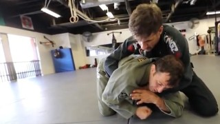 Arm lock from Turtle Guard Eduardo Telles