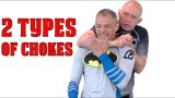 The 2 Basic Kinds of Chokes You Should Know for Self Defense
