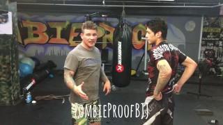 Vagner Rocha Standing Wristlock Kasai Pro – ZombieProof (NoGi)