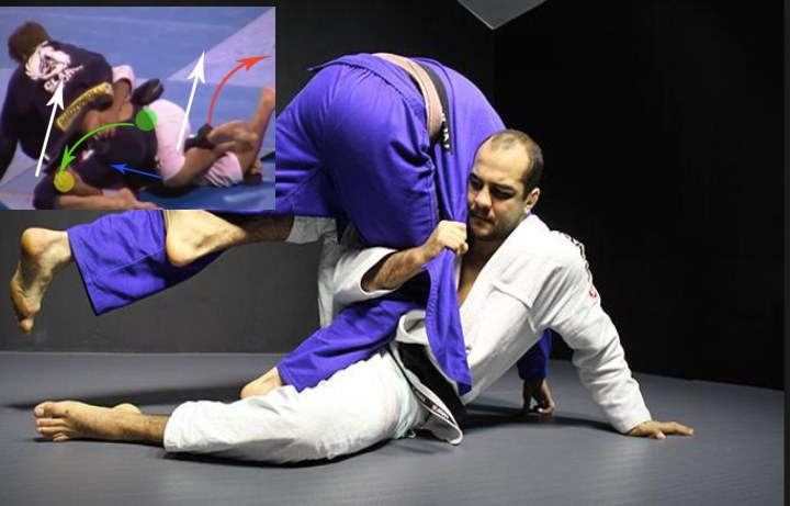 Using Wrestling for A Better Half Guard