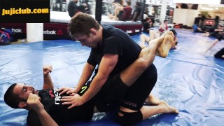 BJJ vs Wrestling – Coach Zahabi vs Wrestler