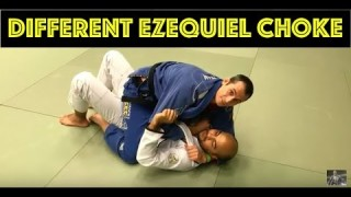 Different Ezequiel Choke by Adam Childs & Bernardo Faria