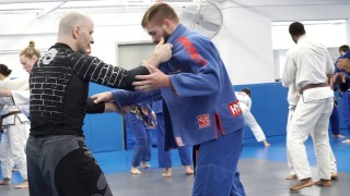 Gordon Ryan Sharpens His Gi Game With John Danaher
