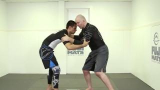 Inside Tie Side to Side Snap Downs by John Danaher