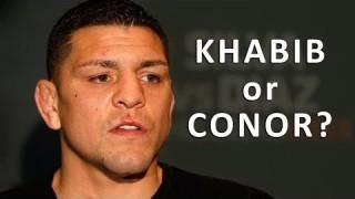 MMA Pros Pick – Khabib Nurmagomedov – Conor McGregor