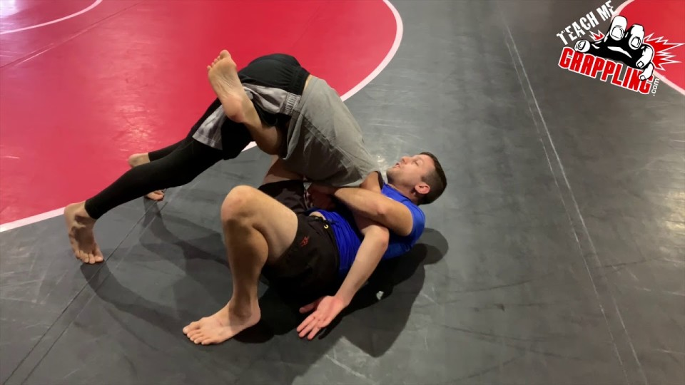 MUST SEE Crescent Kick Sweep from the Failed Guillotine