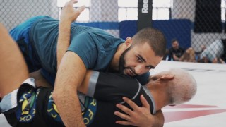 "Preventing the Smash Pass- Firas Zahabi & Karel ""Silver Fox"" Pravec"