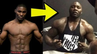 Rumble Johnson Transformation: From MMA to Bodybuilder