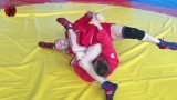 Sambo: Counter an Armbar with an Armbar