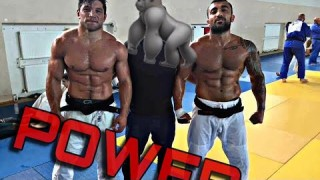 Strength & Conditioning Training- Olympic Judo Champion Ilias Iliadis