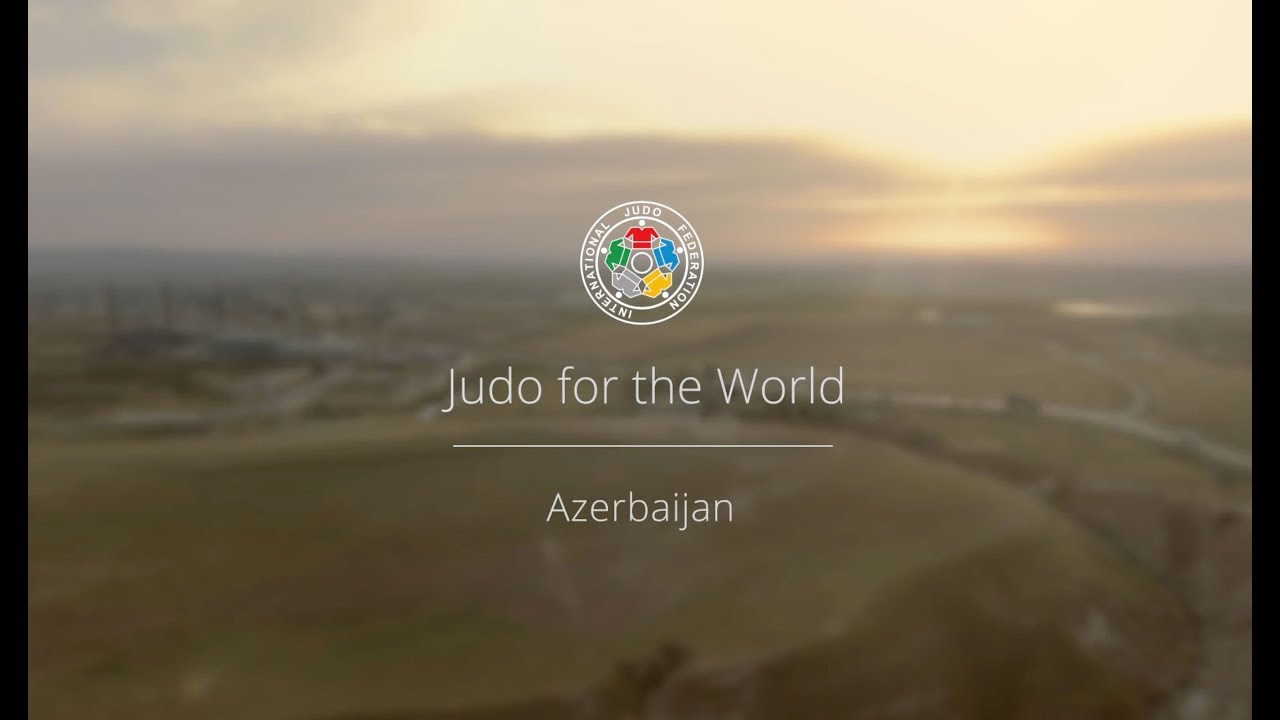 The rich Judo culture of Azerbaijan