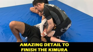 Game Changing Kimura Detail by Sakuraba
