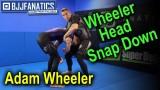 Greco-Roman Head Snap Down For BJJ by Adam Wheeler