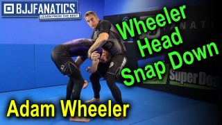 Greco-Roman Head Snap Down For BJJ by Adam Wheeler