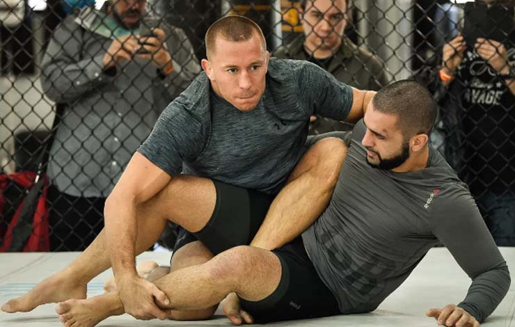 Which is more effective in MMA: BJJ or Wrestling? Coach Firas Zahabi Answers