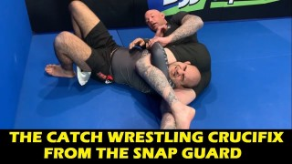 The Catch Wrestling Crucifix From The Snap Guard by Neil Melanson