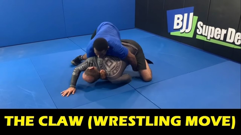 The Claw (Wrestling Move) By 2018 Wrestling World Champion J'Den Cox