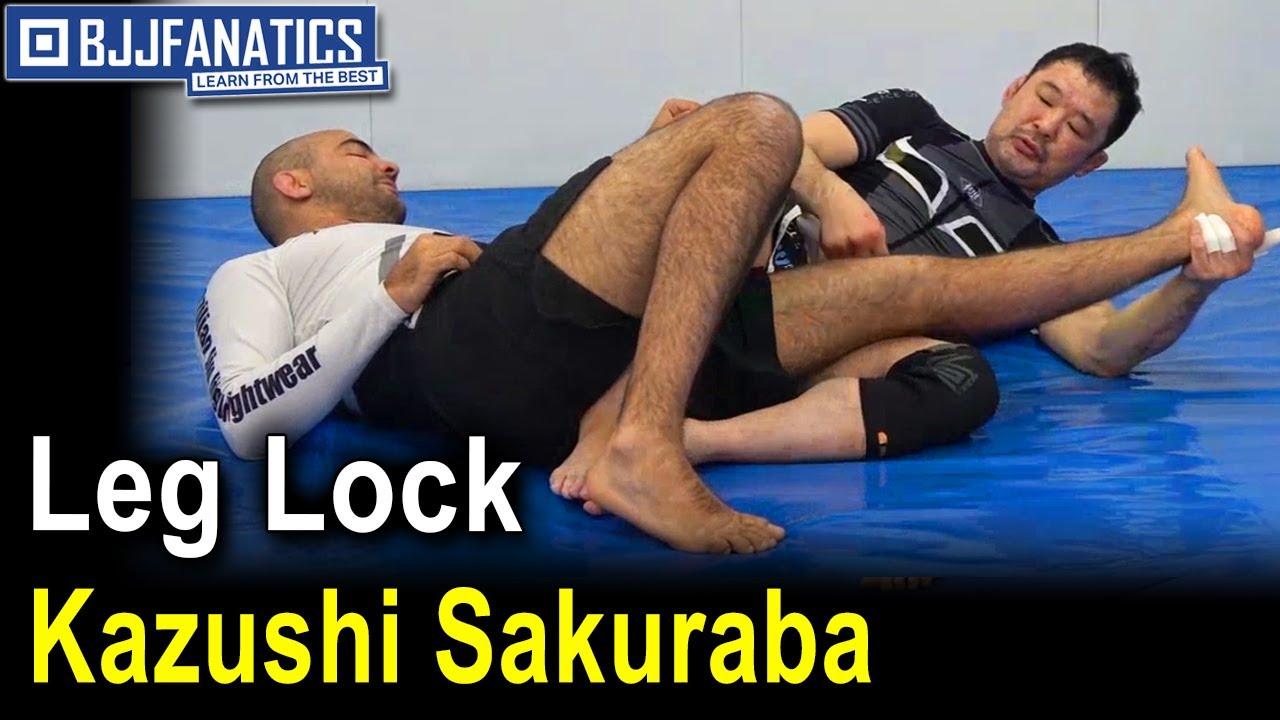 Anti Jiu-Jitsu: Leg Locks by Kazushi Sakuraba