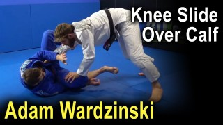 Low Cut Knee Slide Over Calf by Adam Wardzinski