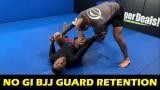No Gi BJJ Guard Retention by Alec Baulding