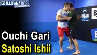 No Gi Judo: Ouchi Gari- Satoshi Ishii