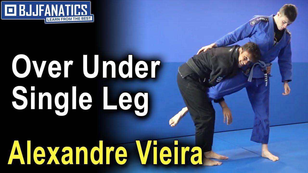 Over Under Single Leg by Alexandre Vieira