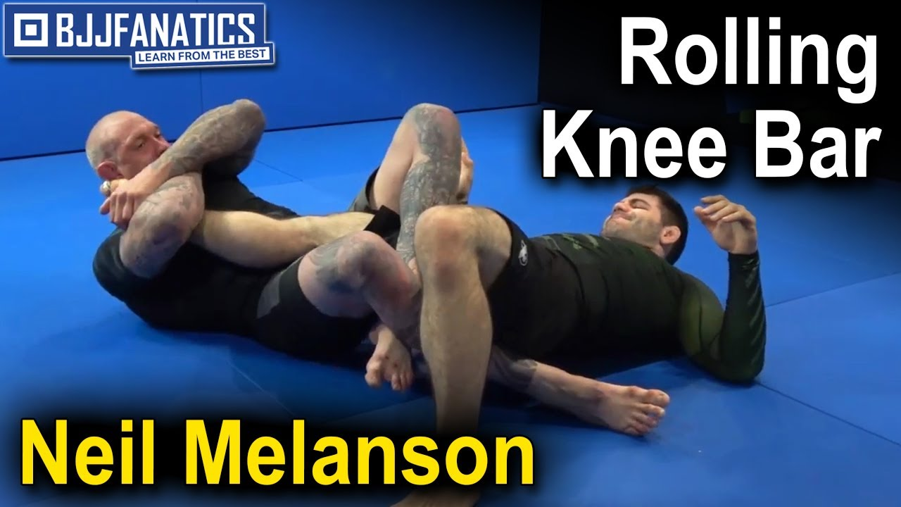 Rolling Knee Bar by Neil Melanson