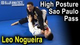 Sao Paulo Guard Pass by Leo Nogueira