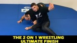 The 2 on 1 Wrestling Ultimate Finish by George Ivanov