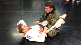 Backtake from Closed Guard?