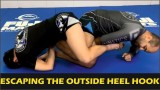 Escaping The Outside Heel Hook by Garry Tonon