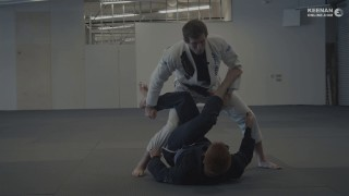 How to do the Leg Drag pass in 2020 (it's changed)- Keenan Cornelius