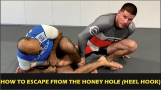 How To Escape From The Honey Hole (Heel Hook) by Kyle Boehm