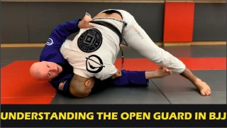 John Danaher Will Fix Your Open Guard with this One Principle