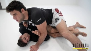 Pressure Pass To Mount- Marcus Buchecha
