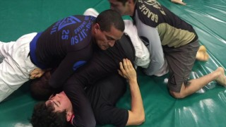 Ryron Gracie Grapples 3 People At The Same Time