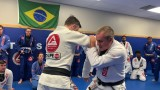 Slipping the punch to takedown: BJJ/self defense Fundamentals