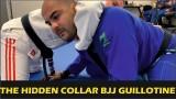 "The Hidden Collar BJJ Guillotine by Vinicius ""Draculino"""