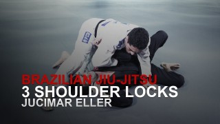 BJJ: 3 Slick Shoulder Locks