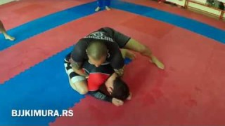 Forward Roll Back Take like Leo Vieira
