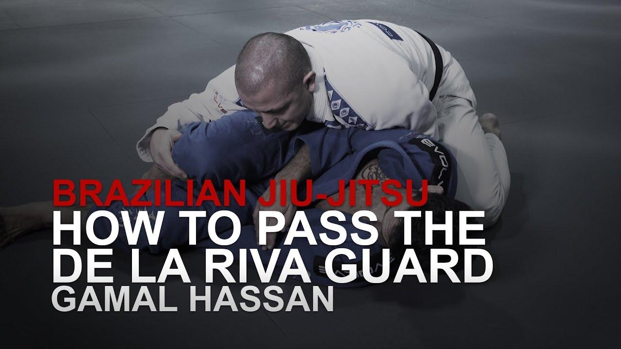 How To Pass The De La Riva Guard