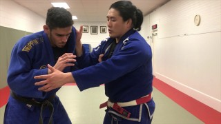 How to set up turn throws in Judo: RvL Outside Position