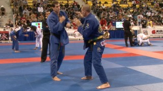 Roger Gracie – Rafael Lovato Jr / World Championship 2009