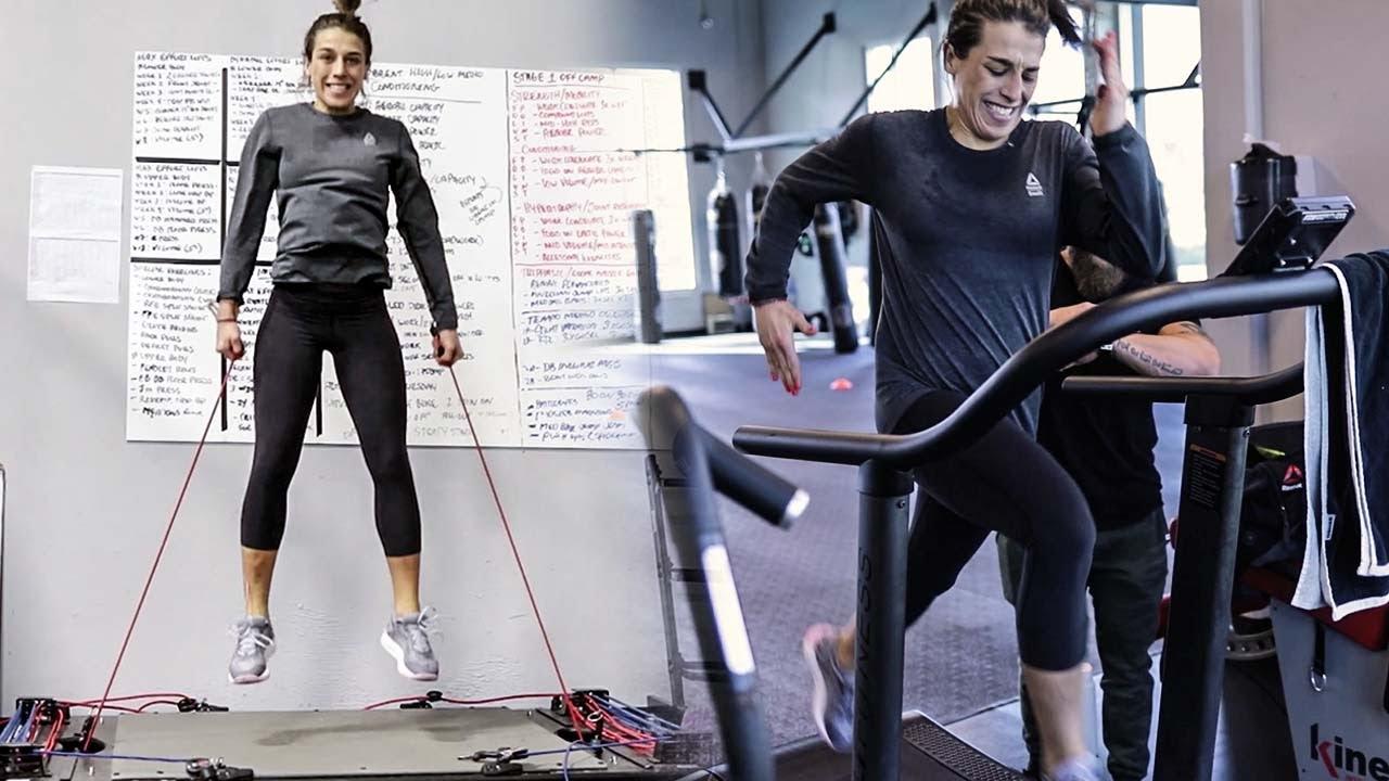 Speed Strength & Explosive Power Training for BJJ & MMA with Joanna Jedrzejczyk