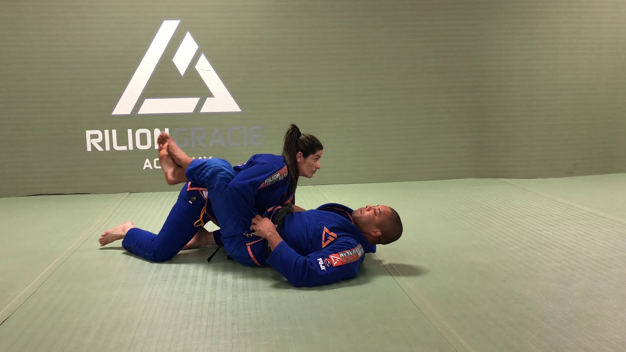 Very important rules from closed guard