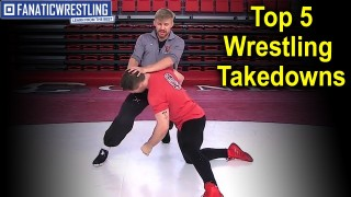Top 5 Wrestling Takedowns From The Top Wrestlers in The World